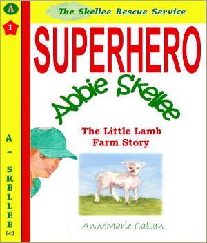Superhero Abbie Skellee